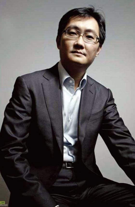 마화텅 회장은 막강한 자금력과 중국 시장에 대한 지배력을 바탕으로 한국 콘텐트 업계에 이미 큰 손으로 자리잡고 있다.