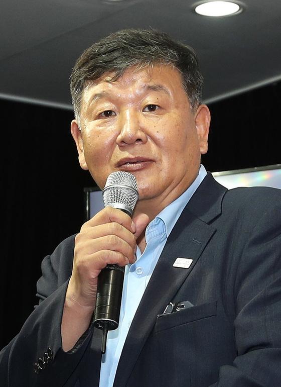 노태강 문화체육관광부 제2차관. [중앙포토]