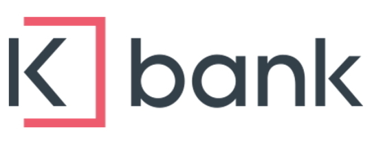B6/케이뱅크 로고