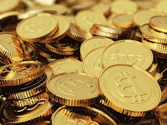 가상화폐 '비트코인'의 가상 이미지 [사진: coindesk.com 제공]