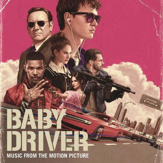 Baby Driver OST- Various Artists (album)