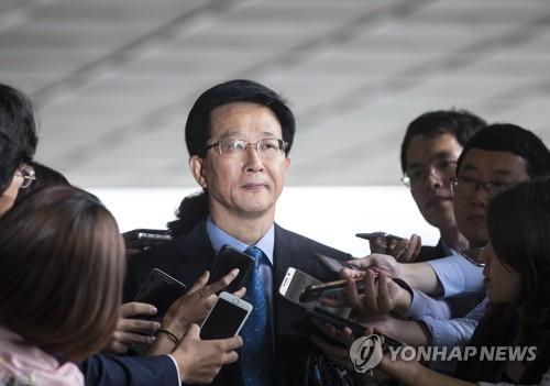 민병주 전 국정원 심리전단장. [연합뉴스]