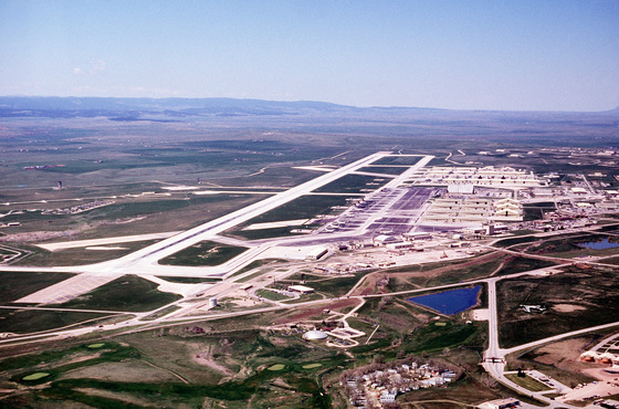 미 노스다코타주에 위치한 마이노트 공군기지