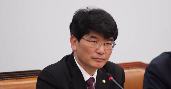 더불어민주당 박완주 수석대변인. [중앙포토]