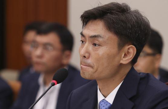 박성진 중소벤처기업부 장관 후보자가 15일 자진 사퇴했다. 임현동 기자