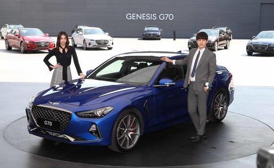 현대자동차 제네시스 G70