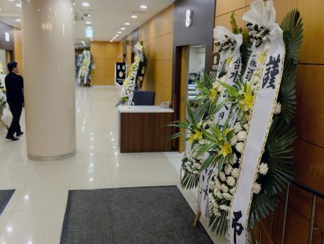 한 장례식장의 모습. [중앙포토]