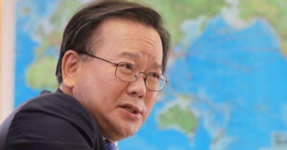 김부겸 행정안전부 장관. [사진 연합뉴스]