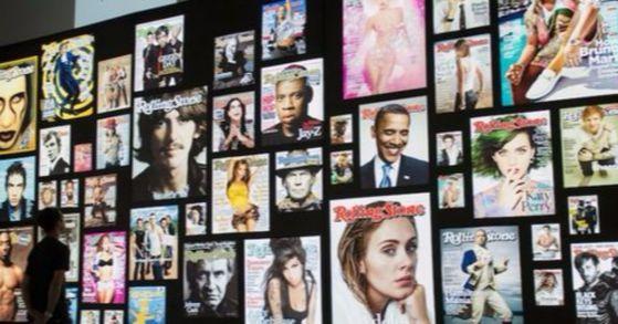 50년 전통의 미국 대중문화잡지 '롤링스톤'이 매출 급락으로 결국 매각 절차를 밟게 됐다. [사진 Rolling Stone]