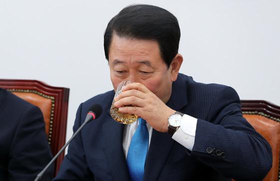 박주선 국민의당 의원. 박종근 기자