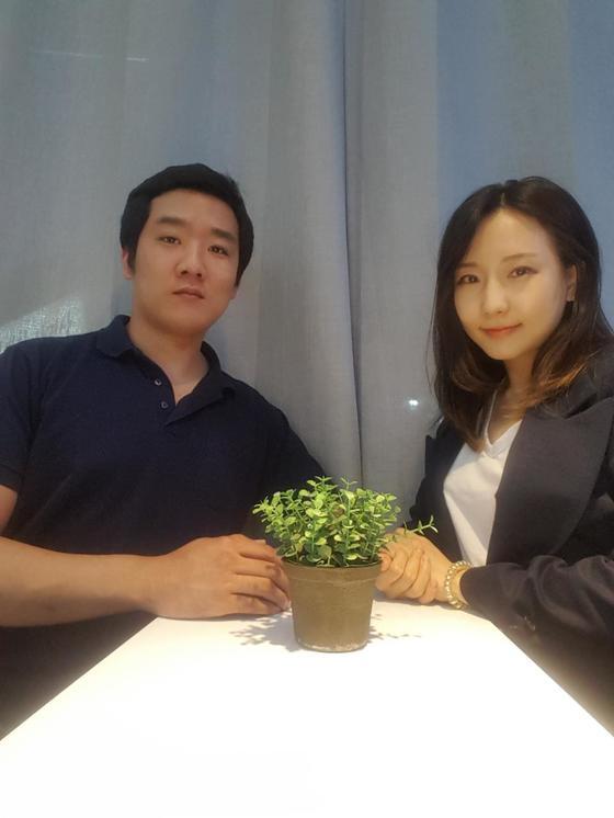 '애완 조류'팀 최형원·김현민씨. [사진 각 팀]
