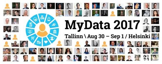 지난 8월 핀란드 헬싱키에서 열린 마이데이터 국제컨퍼런스 포스터.