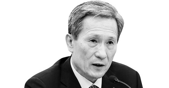 김관진 전 국방부 장관 [중앙포토]