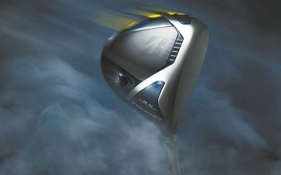 New JGR 드라이버는 브리지스톤골프 드라이버의 핵심 기술인 '파워 테크놀로지'에서 한 단계 진화한 '부스트 파워 테크놀로지'를 탑재해 비거리를 증가시킨다. [사진 석교상사]