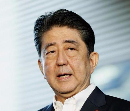 아베 신조(安倍晋三) 일본 총리[연합뉴스]