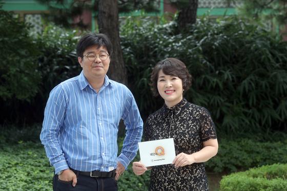 '배양숙의 Q'가 서울 장충동 신라호텔에서 정재승 카이스트 교수를 만났다. 최정동 기자