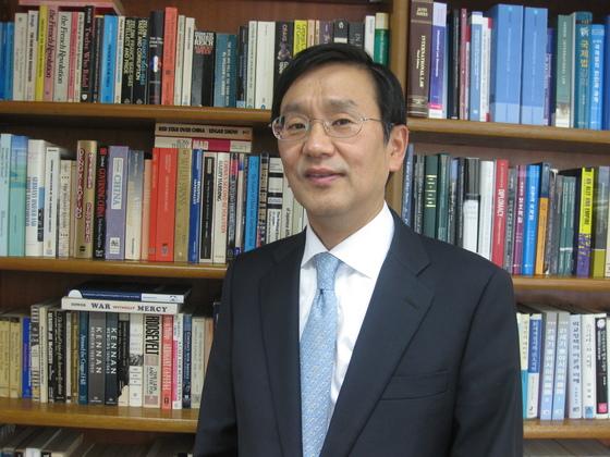 백진현 교수.