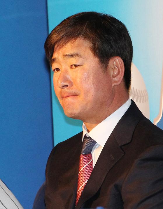 류중일 전 삼성 감독