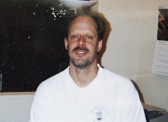 동생 에릭 패덕이 공개한 미국 라스베이거스 총기 난사 용의자 스티븐 패덕. [AP=연합뉴스]