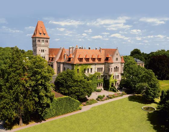 독일 뉘른베르크 파버카스텔 본사가 있는 성.