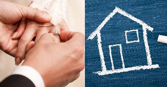 '내가 결혼 못하는 이유…혹시?' … 자기 집을 보유한 남성은 없는 남성 보다 7.2배, 여성은 1.8배 결혼 가능성이 높았다. [중앙포토]