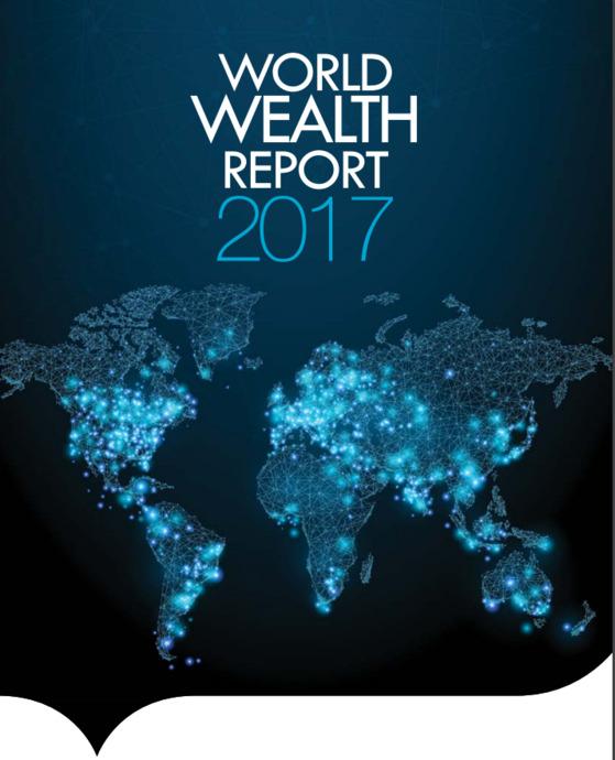 캡제미니 '2017 세계 부 보고서'