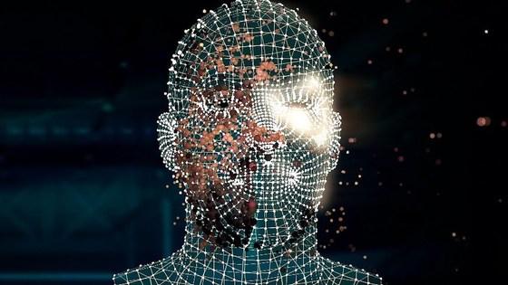 애플의 스마트폰 신작 '아이폰X'에는 얼굴에 3만 개의 점을 투사해 인식하는 3D 얼굴인식 기술 '페이스 ID'가 처음 적용됐다. [사진 애플]