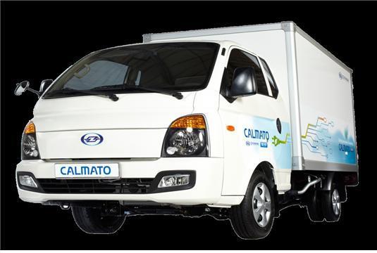 제인모터스가 생산하게 될 전기화물차 칼마토. [사진 대구시]