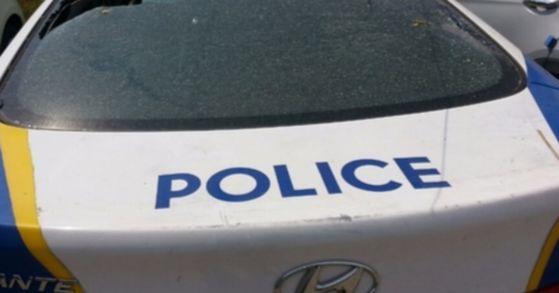 경찰차량의 교통과태료 면제 건수가 해마다 증가하는 것으로 나타났다. [중앙포토]