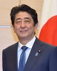 아베 신조 일본 총리. [중앙포토]