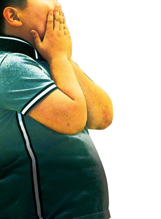 아동·청소년기 비만은 성인 비만과 만성질환의 원인이 될 수 있어 각별한 관리가 필요하다. [중앙포토]