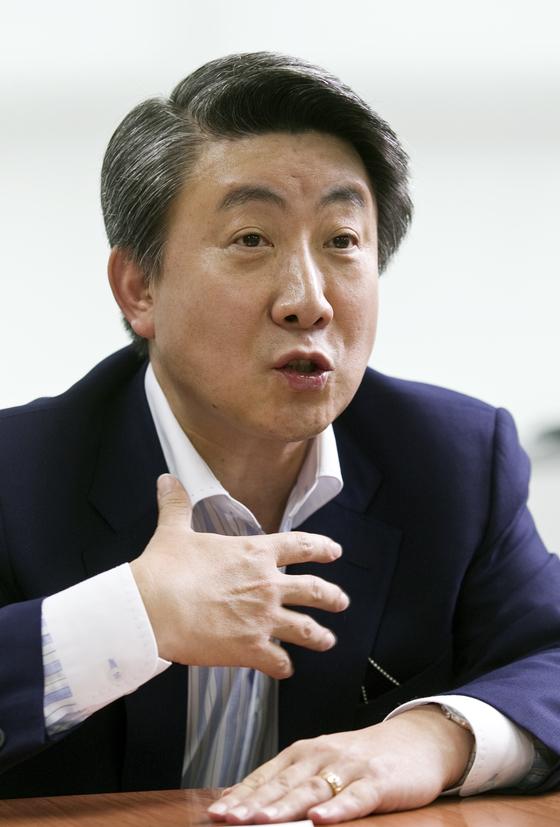 이동관 전 청와대 홍보수석. [중앙포토]