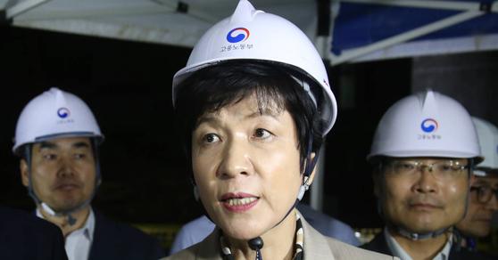 김영주 고용노동부 장관. [연합뉴스]