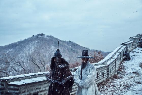 '남한산성'