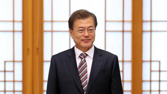 문재인 대통령. [연합뉴스]