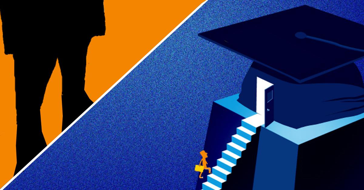 전국 11개 대학의 학종 심사에서 학부모의 직업이 그대로 노출됐다는 조사가 나왔다. [중앙포토]