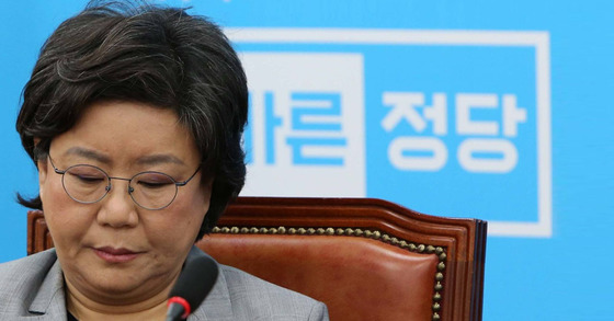 이혜훈 전 바른정당 대표. [중앙포토]