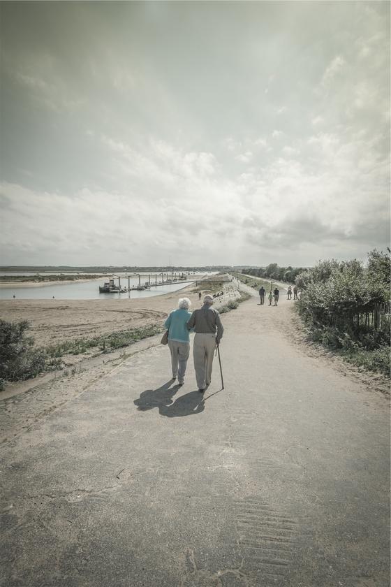 외국여행을 하다보면 노부부가 손잡고 산책하는 모습을 자주 볼 수 있다. [사진 stocksnap]
