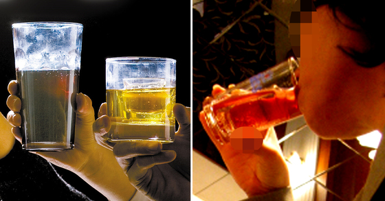 최근 5년간 청소년 음주 경험이 증가한 것으로 나타났다. [중앙포토]