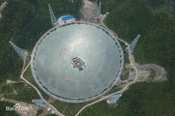 톈옌 망원경 [사진 바이두 백과]