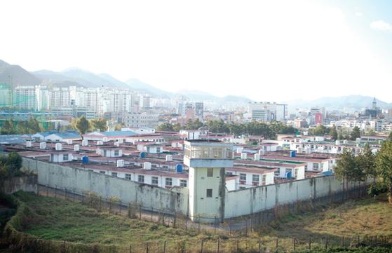 옛 광주교도소 [중앙포토]