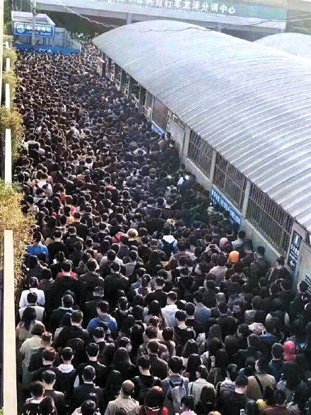 중국 지하철역 검색 강화 … 출퇴근 대란