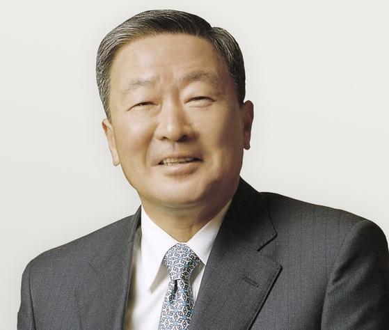 구본무 LG그룹 회장 [사진 LG]