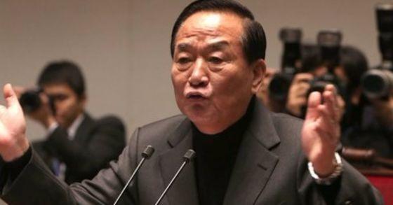 서청원 자유한국당 의원. [중앙포토]
