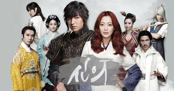 드라마 '신의'(2012년) 제작사는 출연료 6억4000만원을 지급하지 않은 것으로 나타났다.