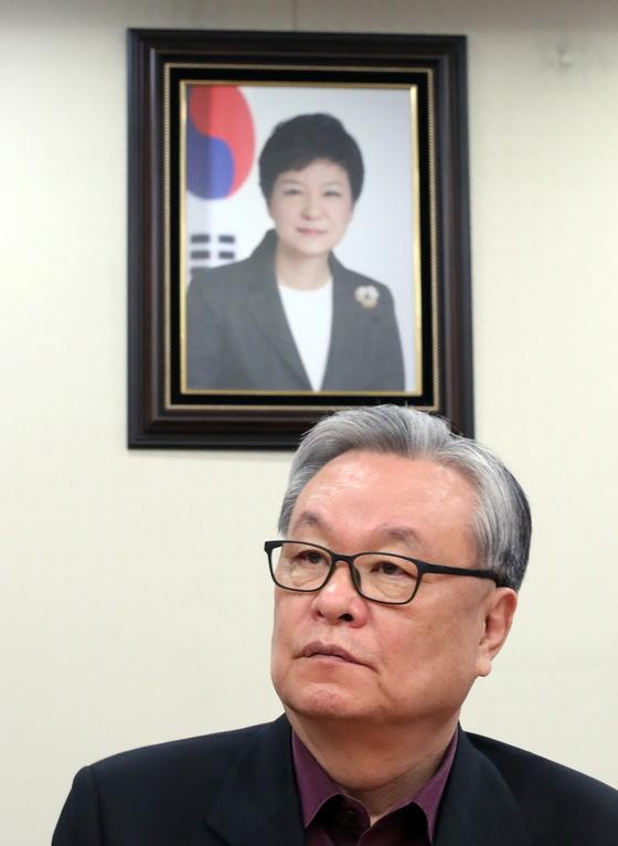 인명진 전 자유한국당 비대위원장. [중앙포토]