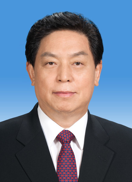 리잔수(栗戰書·67) 중앙판공청 주임.