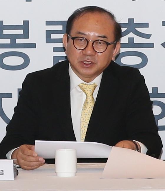 김봉렬 총장. [사진 한예종]