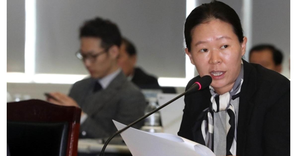 권은희 국민의당 의원. [news1]