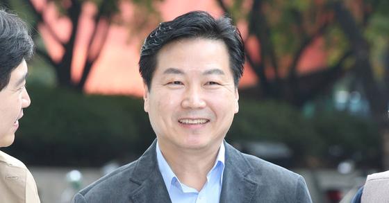 홍종학 중소벤처기업부 장관 후보자. [연합뉴스]